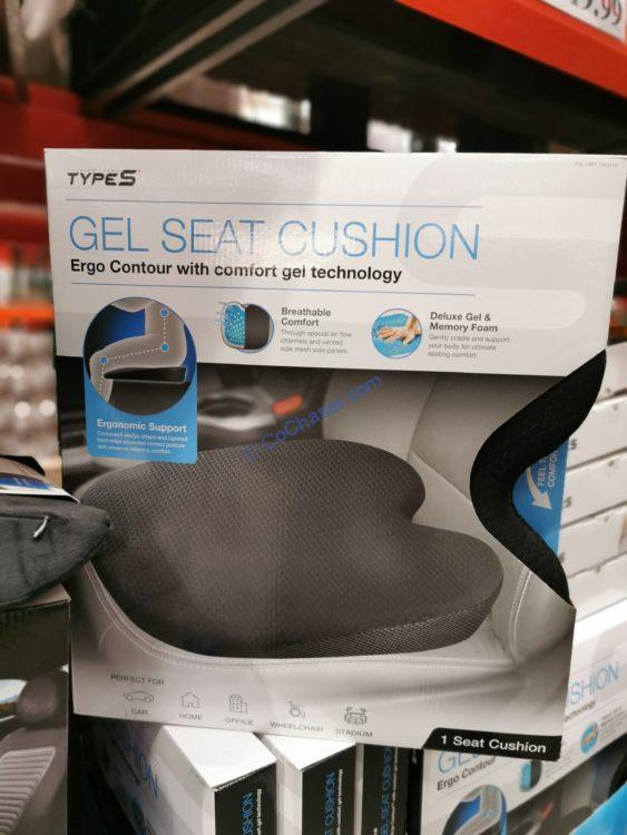 Type S Gel Seat Cushion