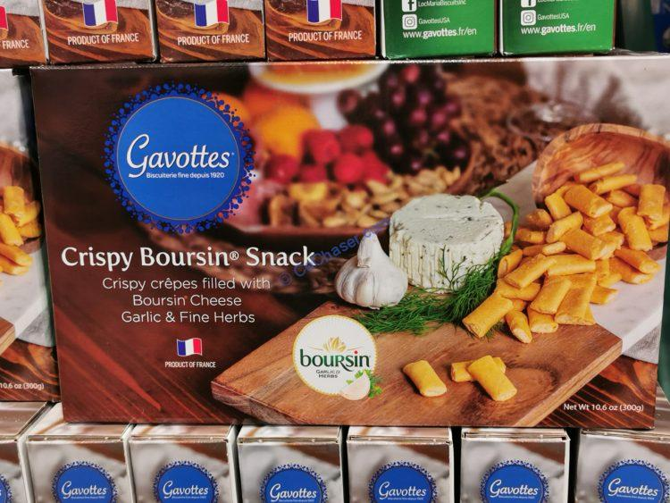 Gavottes Boursin Crepes 10.58 Ounce Box