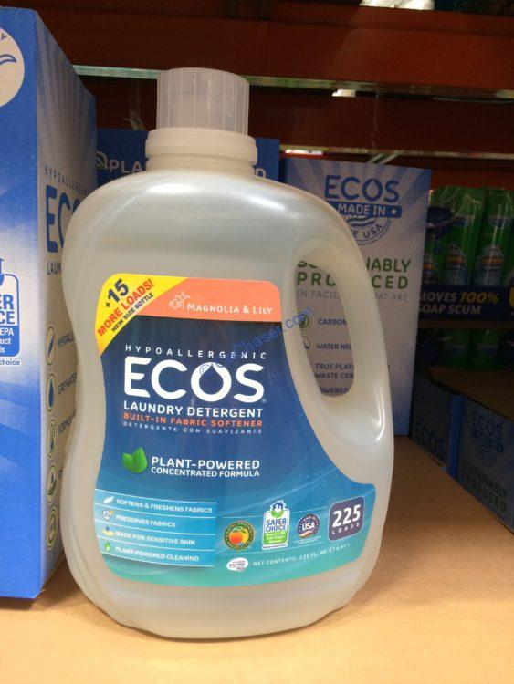 ECOS Laundry Detergent 225 Loads / 225 Ounces