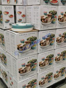 Costco-1352503-Laurie-Gates-5IN-1-Ceramic-Serving-Set-all