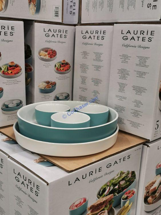 Laurie Gates 5 IN 1 Ceramic Serving Set