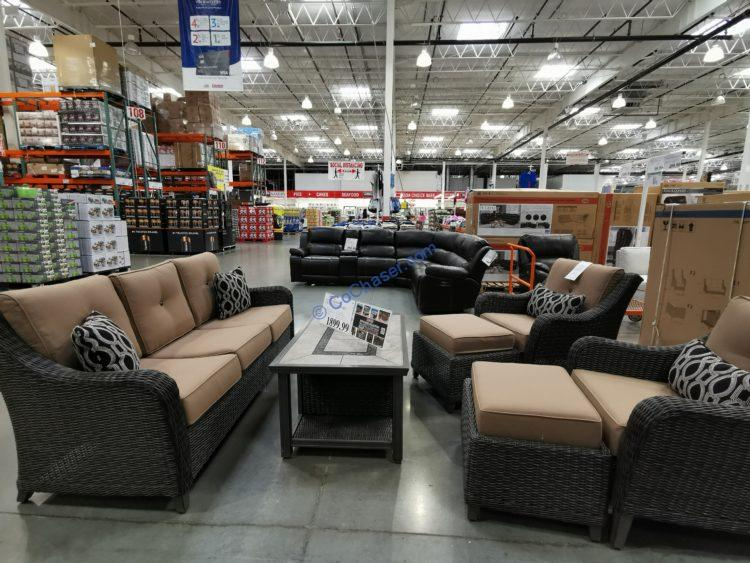 Costco-1902242- Agio-Eldorado-6-piece-Deep-Seating-Set