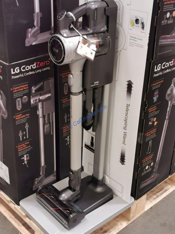 LG CordZero Charge Plus Cordless Rechargeable Vacuum Model#A906SM