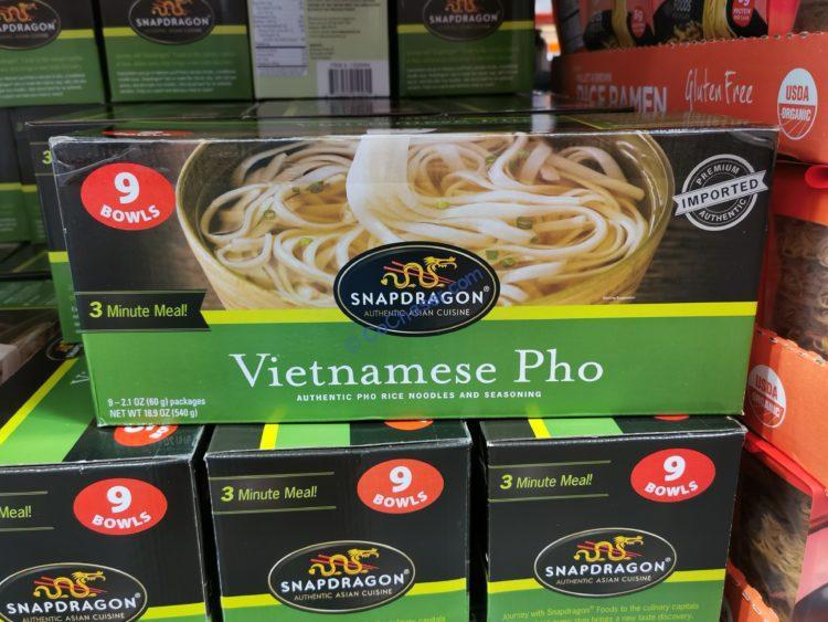 Snapdragon Vietnamese PHO Bowls 9 /2.1 oz Bowls
