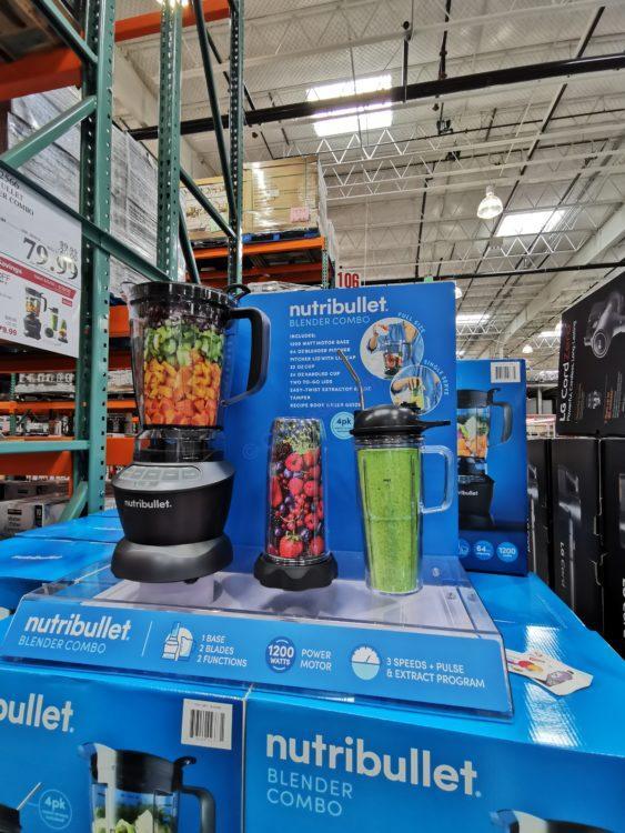NutriBullet Blender Combo Model NBF70500