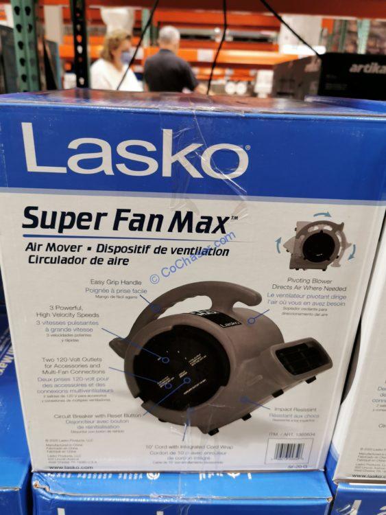 Lasko Soleaire Super Fan High Velocity Fan