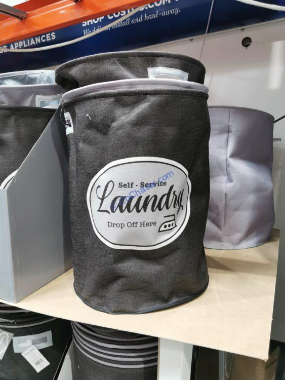 Self-Service Laundry Jumbo Hamper