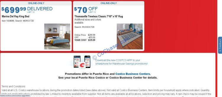Costco Coupon Book: Sep. 30 – Oct. 25, 2020