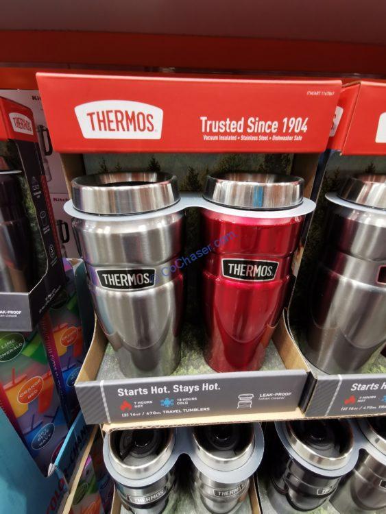 Thermos Stainless Steel Thermal Mug 2PK
