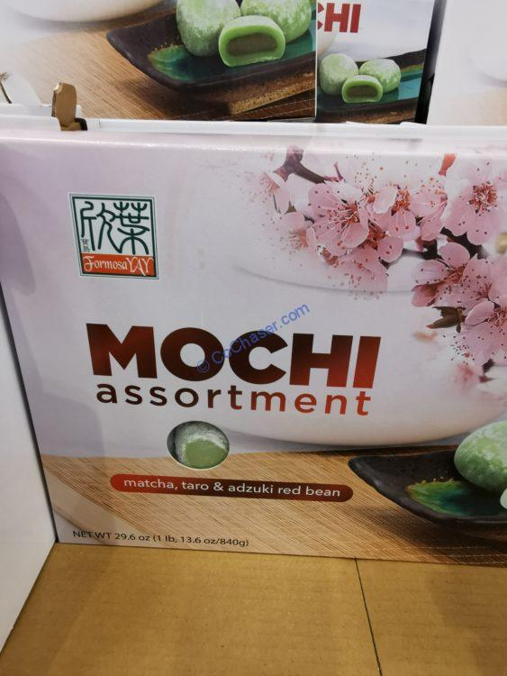 Formosa Yay Mochi Assortment 29.6 Ounce Package