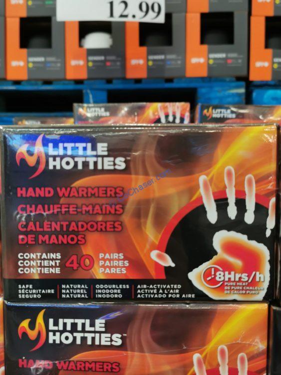 Little Hotties Hand Warmers, 40PK