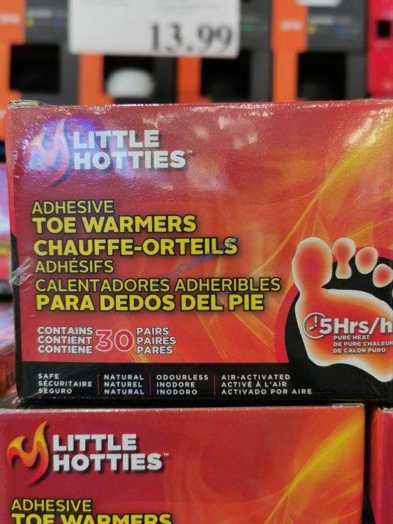 Little Hotties Toe Warmers, 30PK