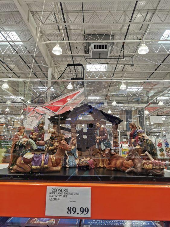 Kirkland Signature Nativity Set 13 Piece