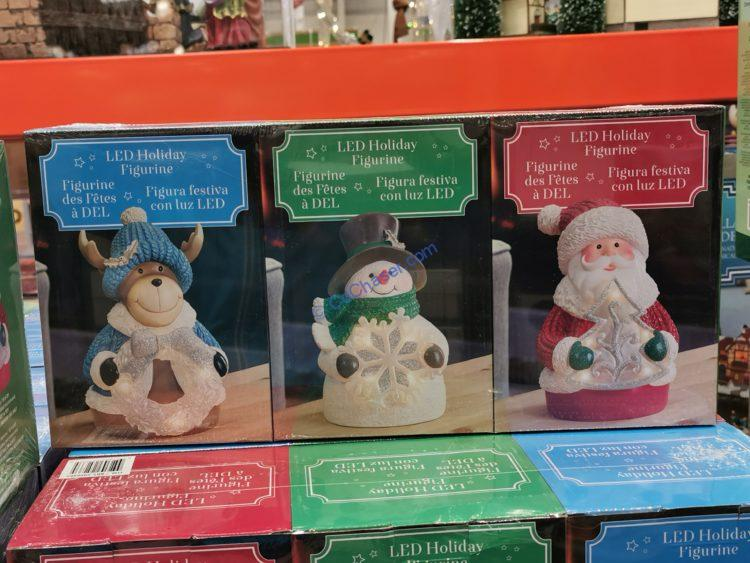Holiday Figures, Set of 3