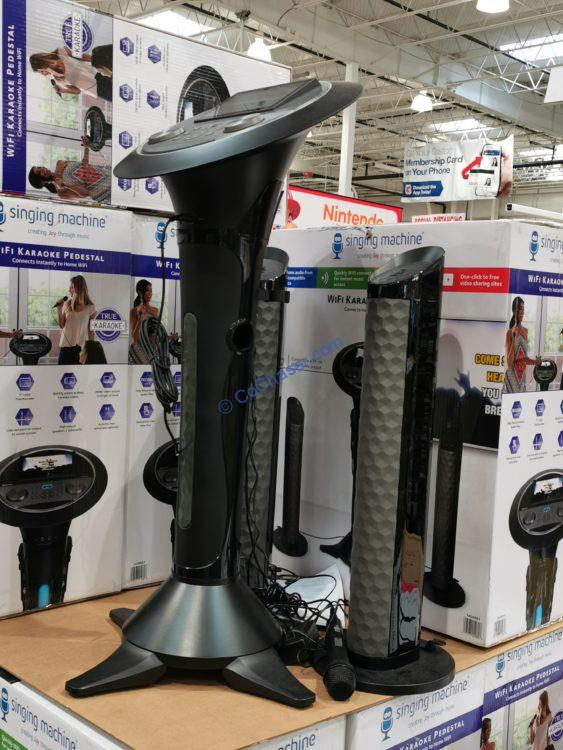 Singing Machine Karaoke with Bluetooth ISM-1080BT