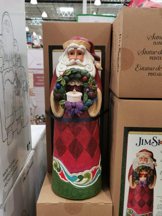 "20"" Jim Shore Santa"