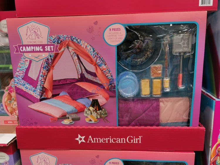 "American Girl Camping Set for 18"" Doll"