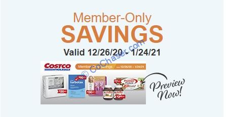 Costco Coupon Book: Dec. 26, 2020 – Jan. 24, 2021