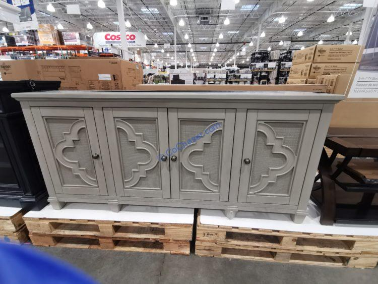 """Universal Broadmoore Opal 72"""" Accent Console"""