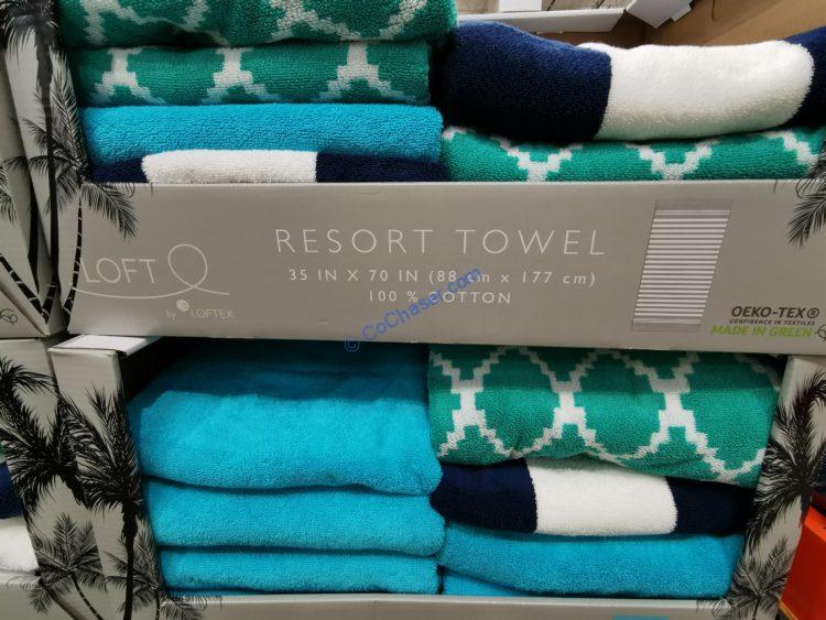 "Loft by Loftex Resort Towel 35"" x 70"""