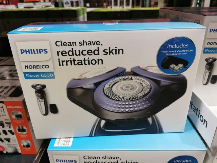 Philips Norelco 6500 Shaver with Anti-Friction Coating
