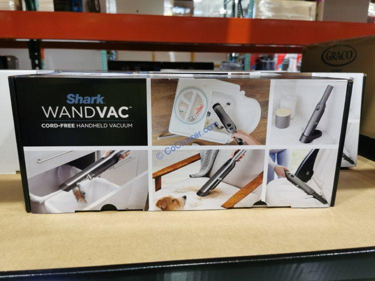 Shark WANDVAC Handheld Cord-Free Vacuum