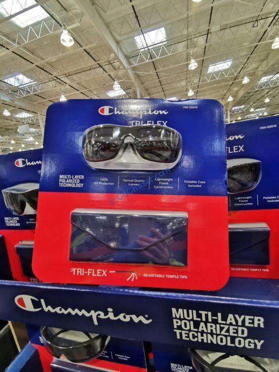 Champion Polarized Sunglass Cutr2020