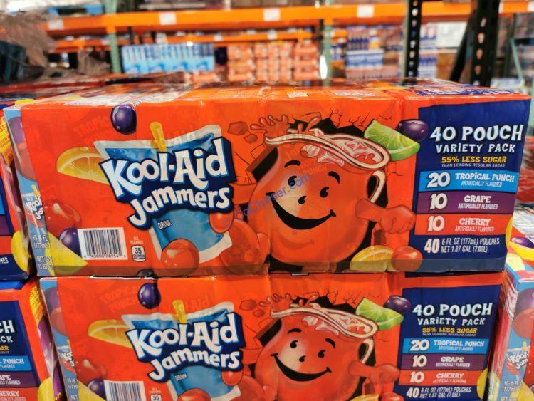 Kool-Aid Jammers Variety 40/6 Ounce