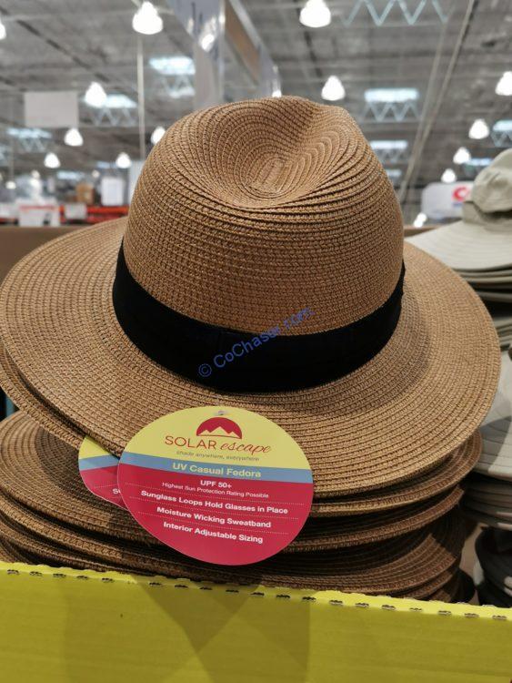 Solar Escape Fedora Hat