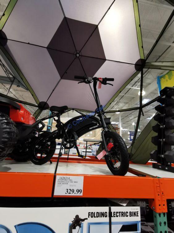 Jetson Bolt PRO Folding Electric Bike 350W Motor