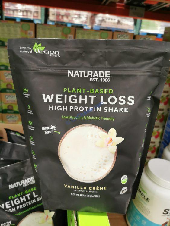 NATURADE Weight Loss High Protein Shake