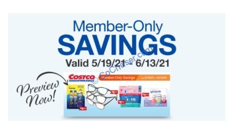 Costco Coupon Book: May 19, 2021 – June 13, 2021