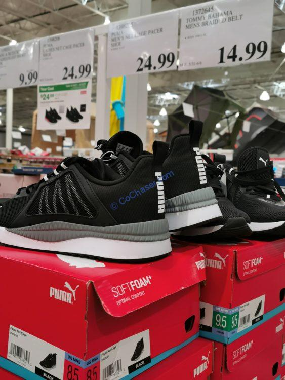 Puma Men's Pacer Net Cage Sneaker
