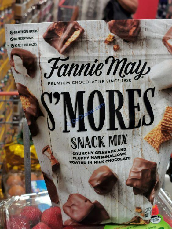 Fannie May S'Mores Snack Mix 18 Ounce Bag