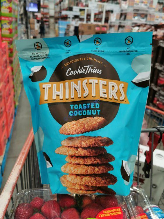 Mrs.Thinsters Toasted Coconut 19 Ounce Bag