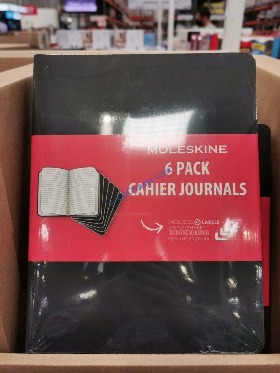 Costco-1411046-Moleskine-Cahier-Notebook-Journal