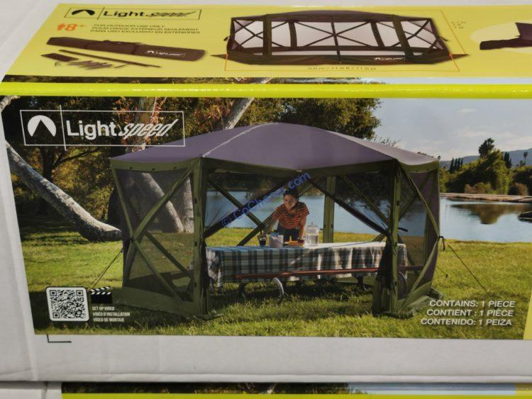 Lightspeed Instant Screen House