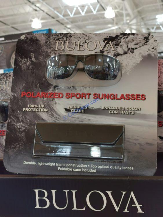 Bulova Polarized Sunglasses