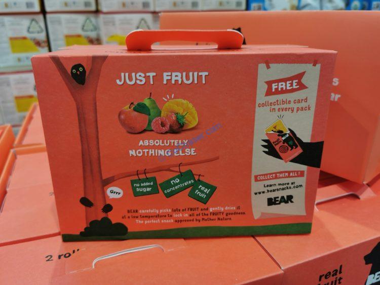 Bear Yoyos Fruit Rolls 24 Count Box