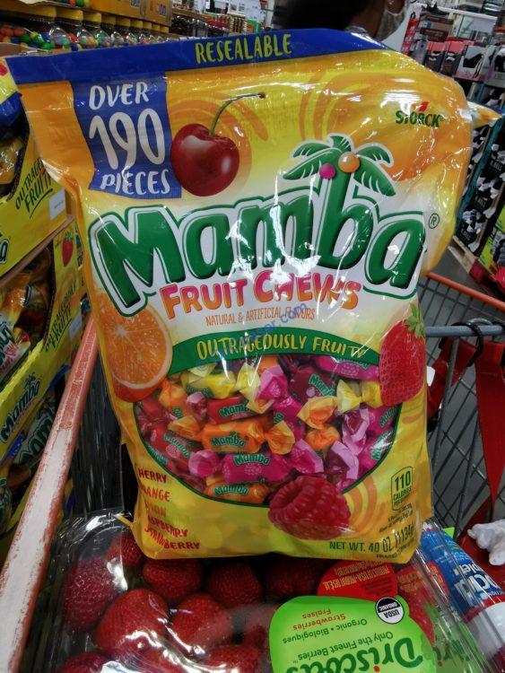 Mamba Variety Pack 40 Ounce Bag