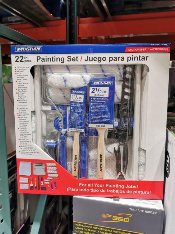 Vaughan 22-piece Paint Set