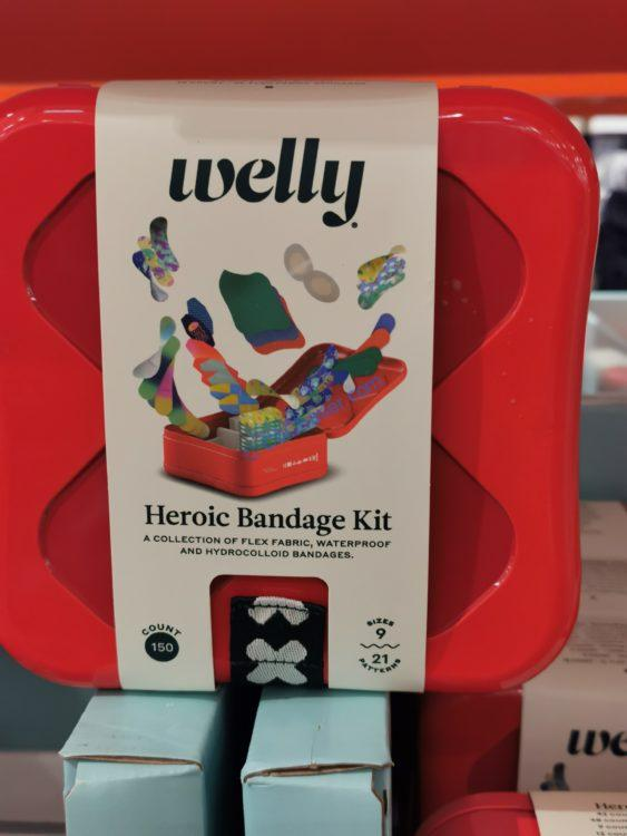 Welly Heroic Bandage Kit, 150 pieces