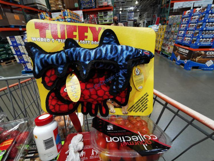 Tuffy Lobster and Shark 2 Pack Gog Toy