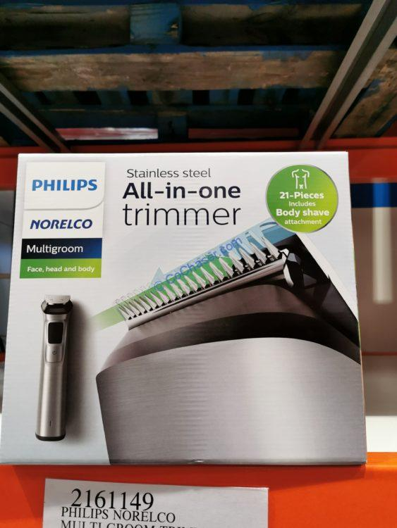 Philips Norelco Multi-Groom Trimmer MG8000