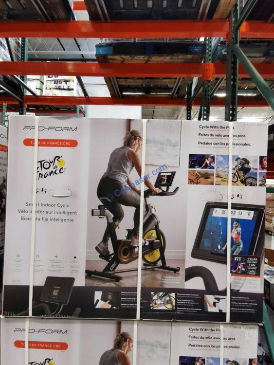 ProForm Tour De France CBC Interactive Indoor Cycle With 1-Year iFit Membership Included