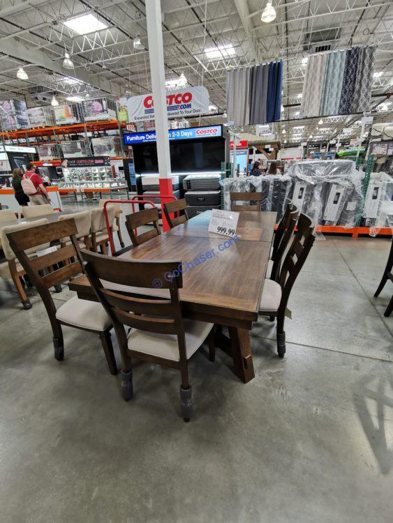 Craft & Main Brookwood 9-piece Dining Set