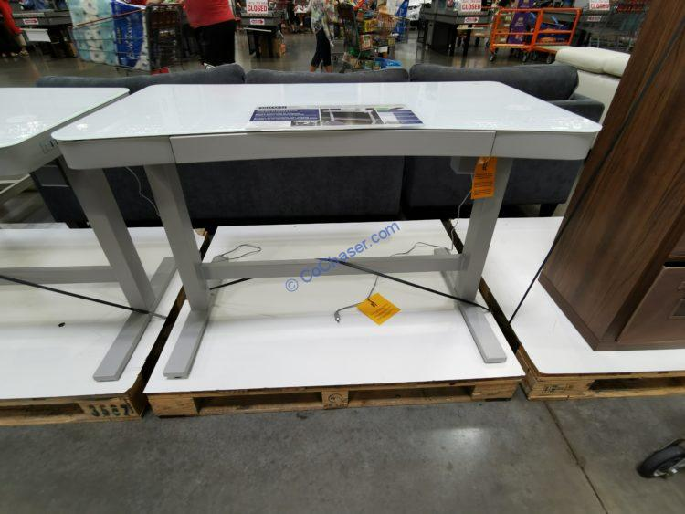 "Tresanti 47"" Adjustable Height Sit/Stand Tech Desk"