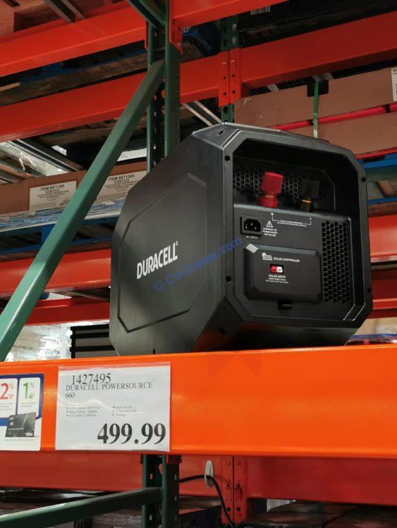 Duracell PowerSource 660, Model#DR660PSSC