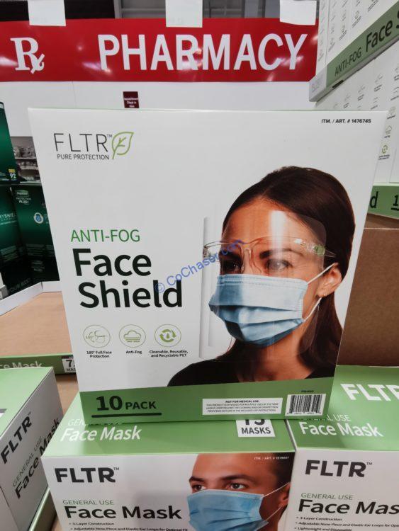 FLTR Face Shields 10PK