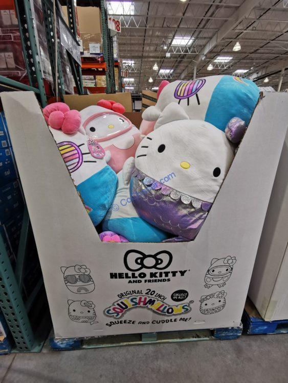 "Squishmallows Hello Kitty 20"" Plush Assortment"